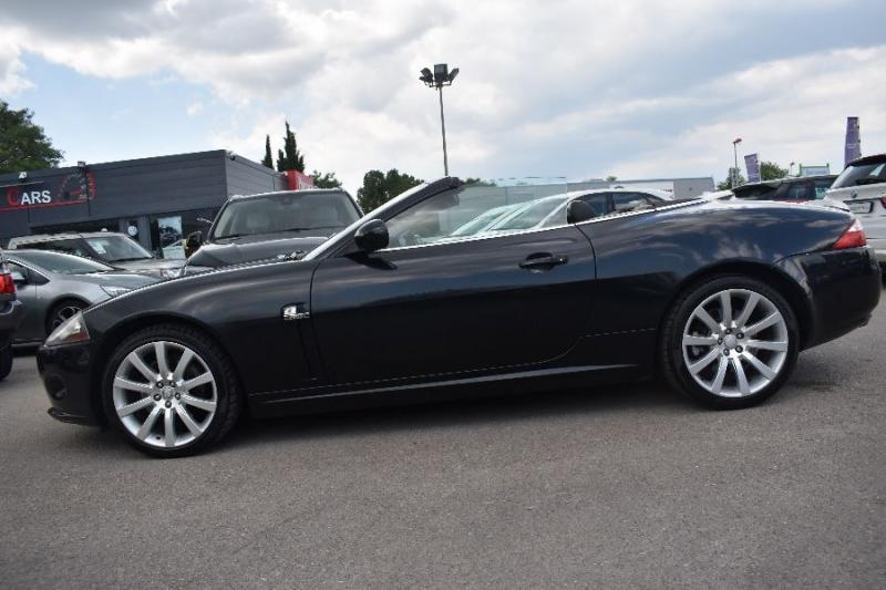 jaguar xk8 cabriolet 4 2 v8 d occasion vendargues univers motors. Black Bedroom Furniture Sets. Home Design Ideas