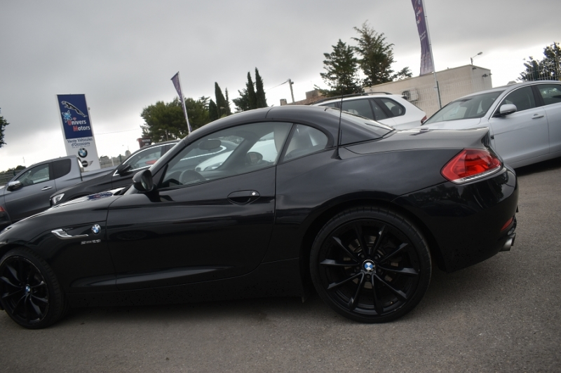 Photo 7 de l'offre de BMW Z4 ROADSTER (E89) SDRIVE 28IA 245CH LOUNGE PLUS à 21900€ chez Univers Motors