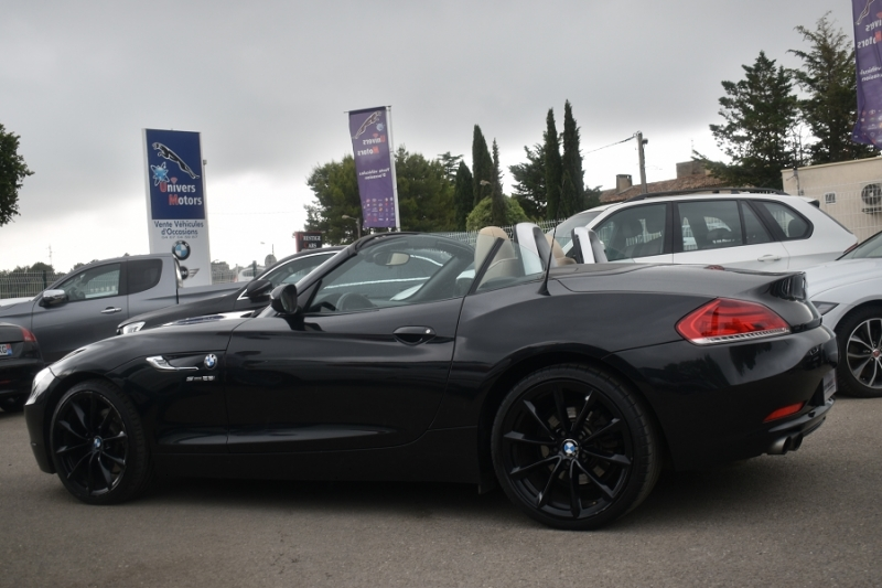 Photo 8 de l'offre de BMW Z4 ROADSTER (E89) SDRIVE 28IA 245CH LOUNGE PLUS à 21900€ chez Univers Motors