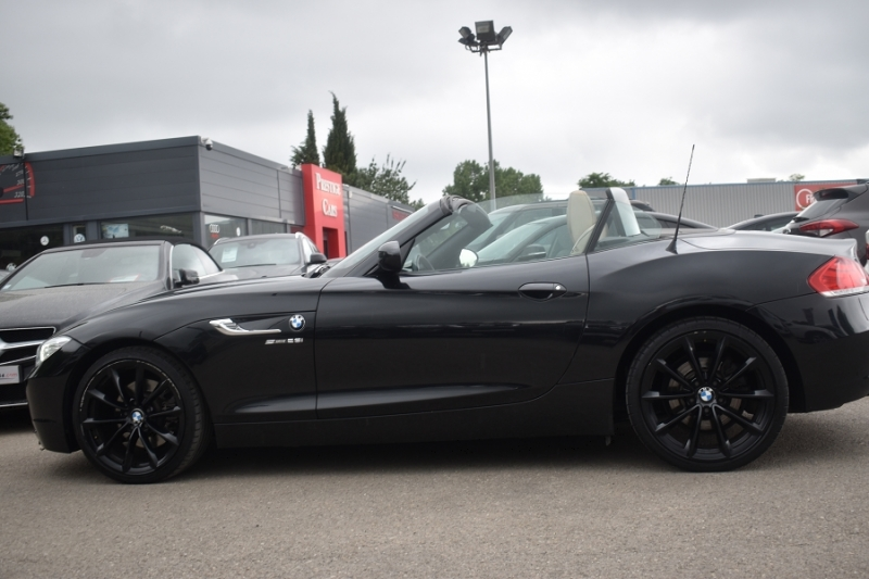 Photo 14 de l'offre de BMW Z4 ROADSTER (E89) SDRIVE 28IA 245CH LOUNGE PLUS à 21900€ chez Univers Motors