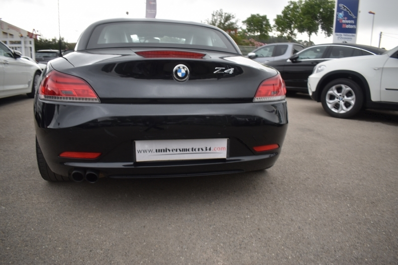 Photo 17 de l'offre de BMW Z4 ROADSTER (E89) SDRIVE 28IA 245CH LOUNGE PLUS à 21900€ chez Univers Motors