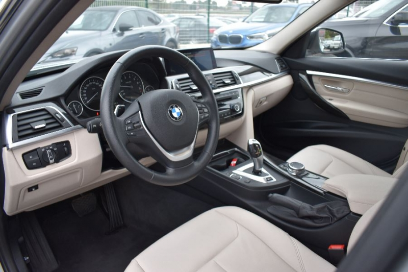 Photo 4 de l'offre de BMW SERIE 3 (F30) 330EA 252CH LUXURY à 35900€ chez Univers Motors
