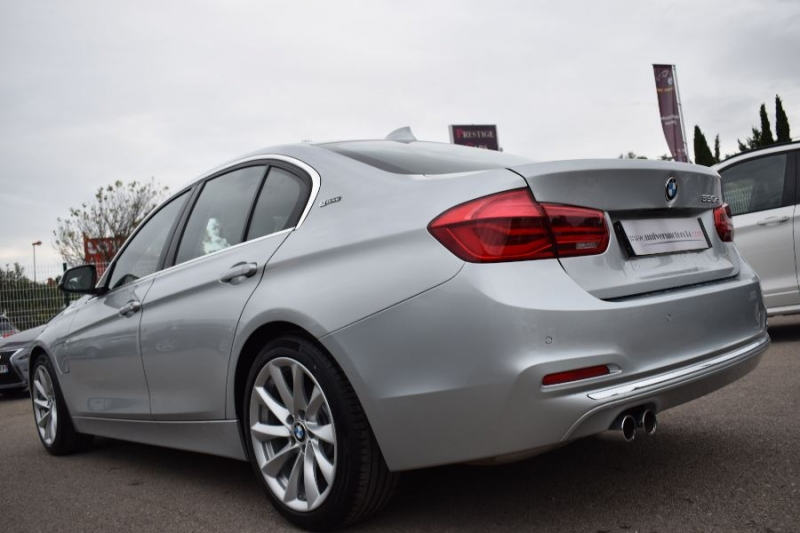 Photo 6 de l'offre de BMW SERIE 3 (F30) 330EA 252CH LUXURY à 35900€ chez Univers Motors
