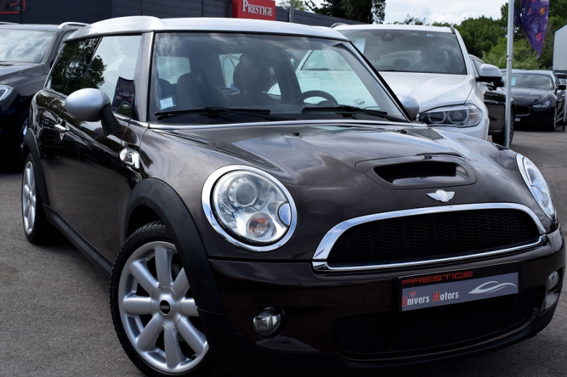Mini CLUBMAN COOPER S 175CH Essence MARRON Occasion à vendre