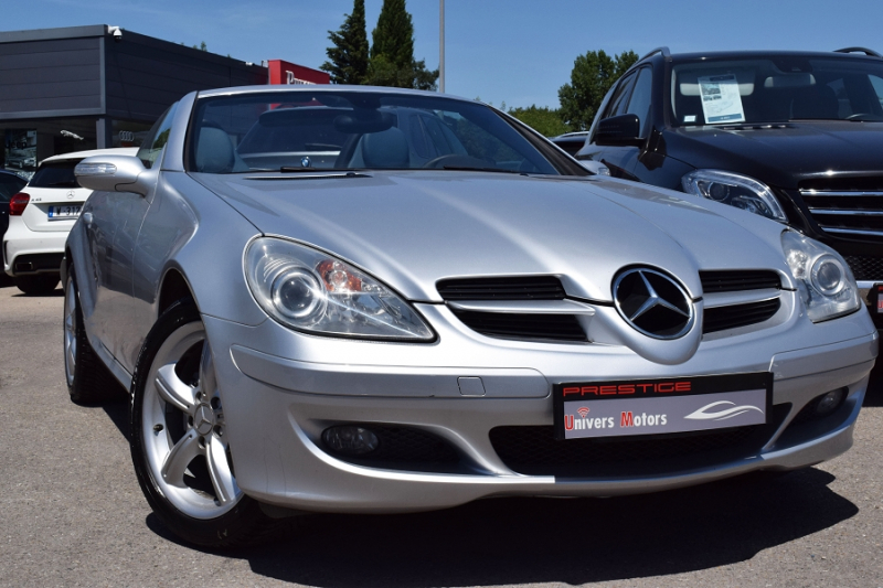 Photo 1 de l'offre de MERCEDES-BENZ CLASSE SLK (R171) 200K à 9400€ chez Univers Motors