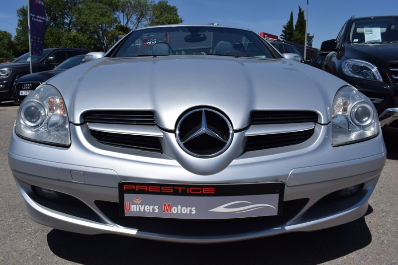 Photo 9 de l'offre de MERCEDES-BENZ CLASSE SLK (R171) 200K à 9400€ chez Univers Motors