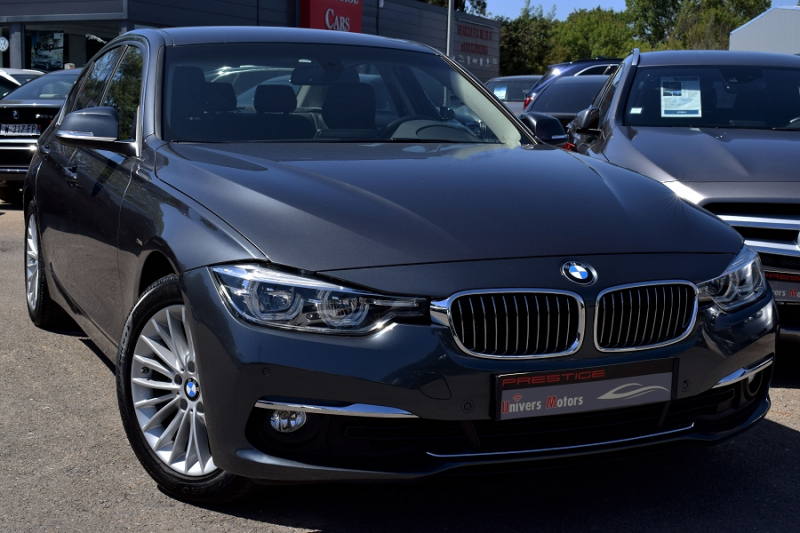 Photo 1 de l'offre de BMW SERIE 3 (F30) 330EA 252CH LUXURY à 27900€ chez Univers Motors