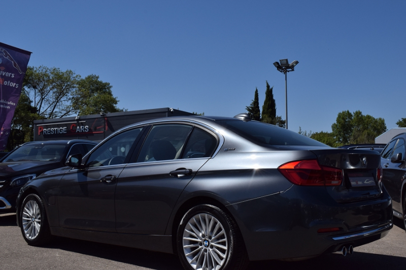 Photo 5 de l'offre de BMW SERIE 3 (F30) 330EA 252CH LUXURY à 27900€ chez Univers Motors