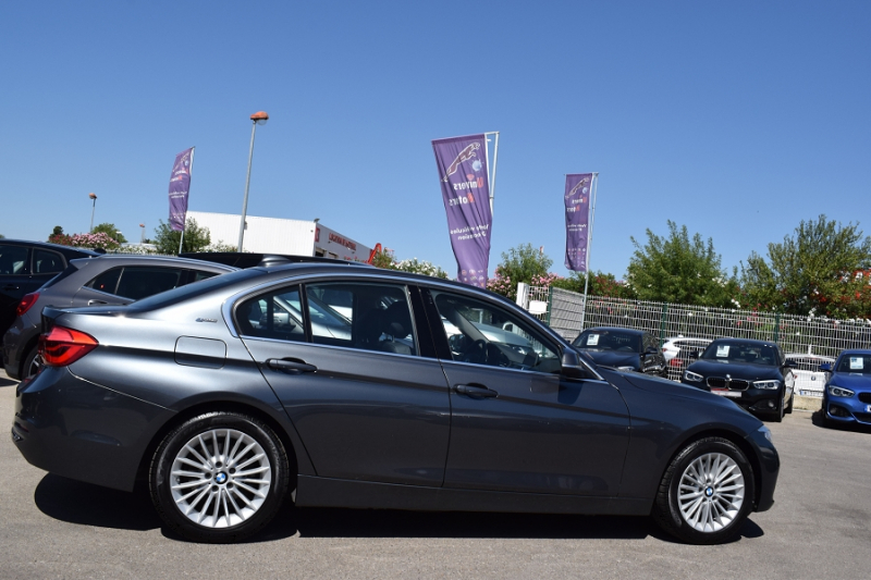 Photo 7 de l'offre de BMW SERIE 3 (F30) 330EA 252CH LUXURY à 27900€ chez Univers Motors