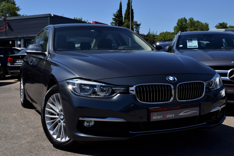 Photo 15 de l'offre de BMW SERIE 3 (F30) 330EA 252CH LUXURY à 27900€ chez Univers Motors