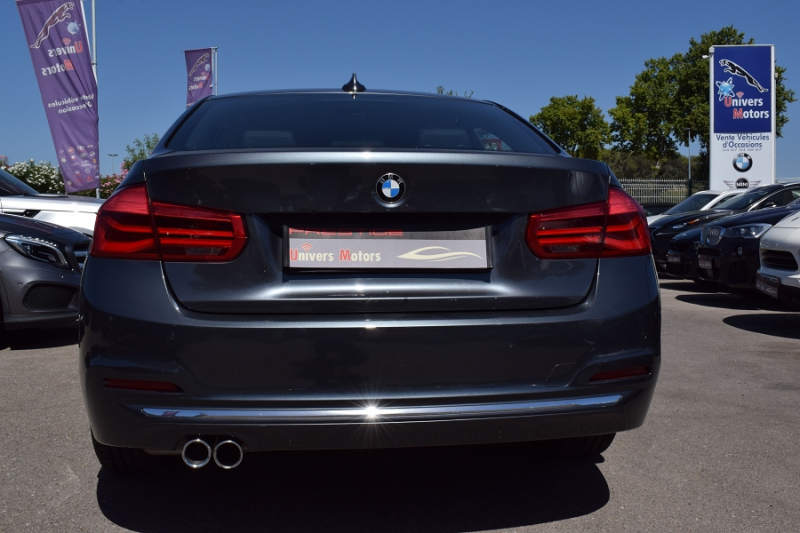 Photo 16 de l'offre de BMW SERIE 3 (F30) 330EA 252CH LUXURY à 27900€ chez Univers Motors