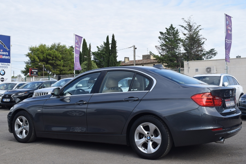 Photo 7 de l'offre de BMW SERIE 3 (F30) 320DA 163CH EFFICIENTDYNAMICS EDITION LUXURY à 13900€ chez Univers Motors