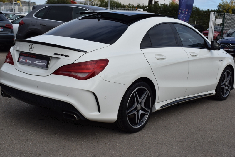 Photo 11 de l'offre de MERCEDES-BENZ CLA (C117) 200 FASCINATION 7G-DCT AMG ESSENCE à 23900€ chez Univers Motors