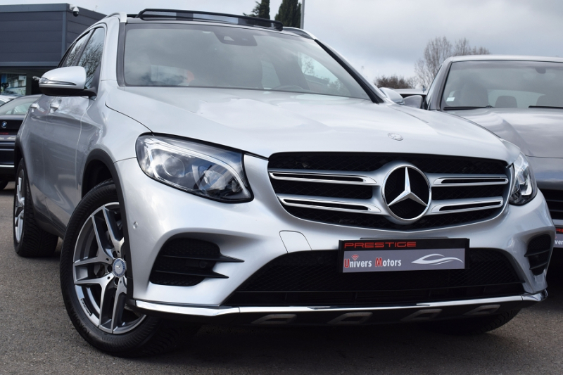 Mercedes-Benz GLC 250 D 204CH FASCINATION 4MATIC 9G-TRONIC Occasion à vendre