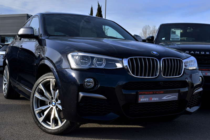 Photo 1 de l'offre de BMW X4 (F26) M40I 360CH à 41900€ chez Univers Motors