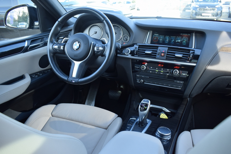 Photo 2 de l'offre de BMW X4 (F26) M40I 360CH à 41900€ chez Univers Motors