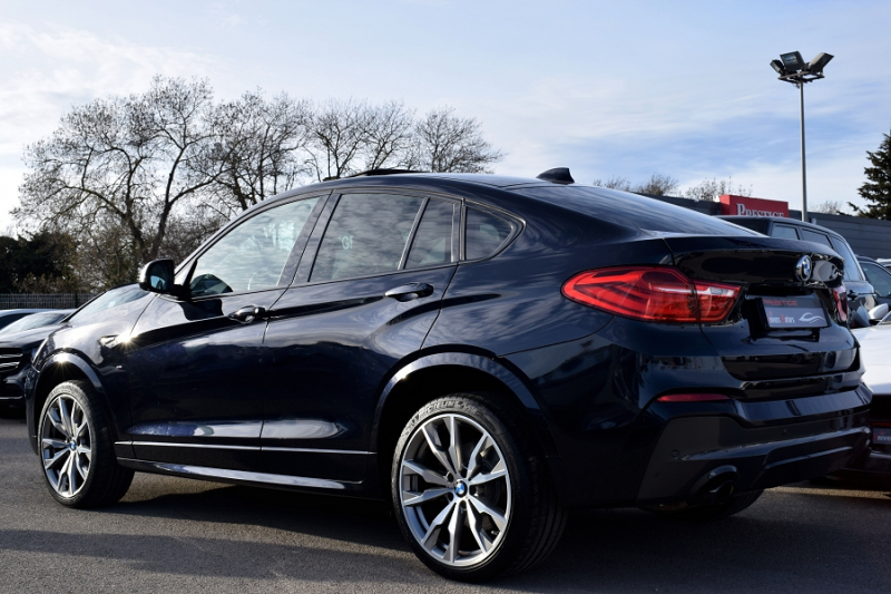 Photo 4 de l'offre de BMW X4 (F26) M40I 360CH à 41900€ chez Univers Motors