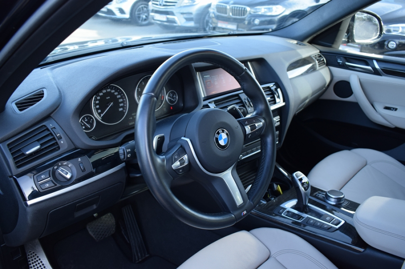 Photo 7 de l'offre de BMW X4 (F26) M40I 360CH à 41900€ chez Univers Motors