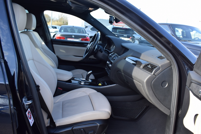 Photo 8 de l'offre de BMW X4 (F26) M40I 360CH à 41900€ chez Univers Motors