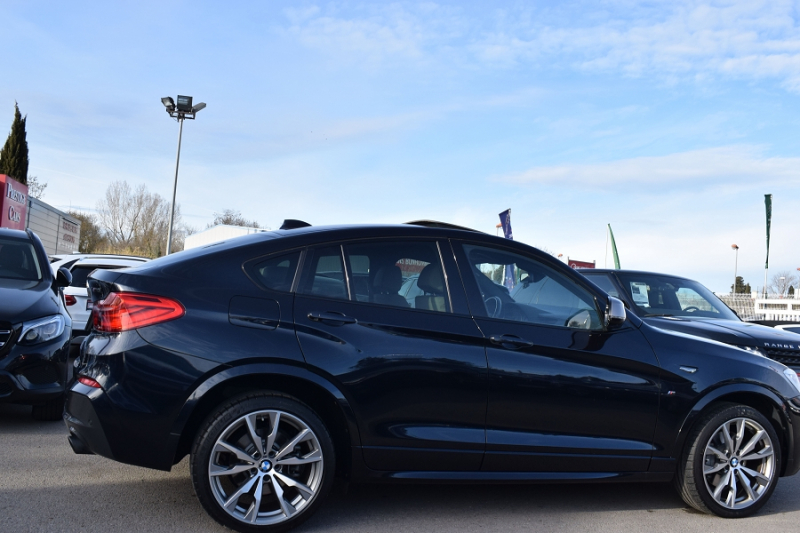 Photo 9 de l'offre de BMW X4 (F26) M40I 360CH à 41900€ chez Univers Motors