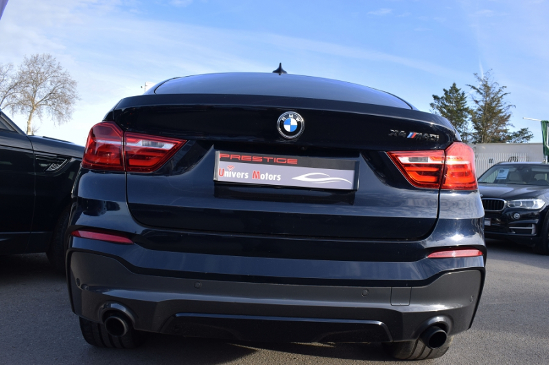 Photo 10 de l'offre de BMW X4 (F26) M40I 360CH à 41900€ chez Univers Motors