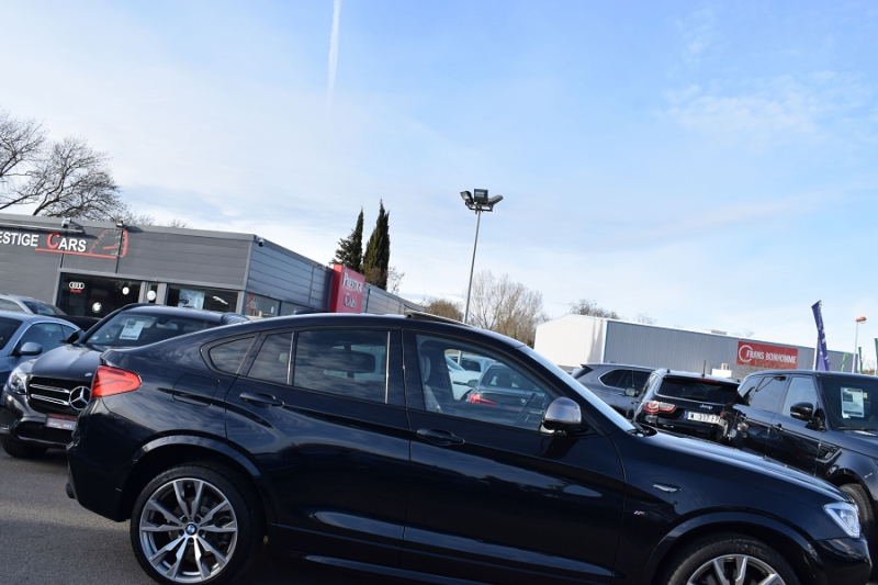 Photo 11 de l'offre de BMW X4 (F26) M40I 360CH à 41900€ chez Univers Motors
