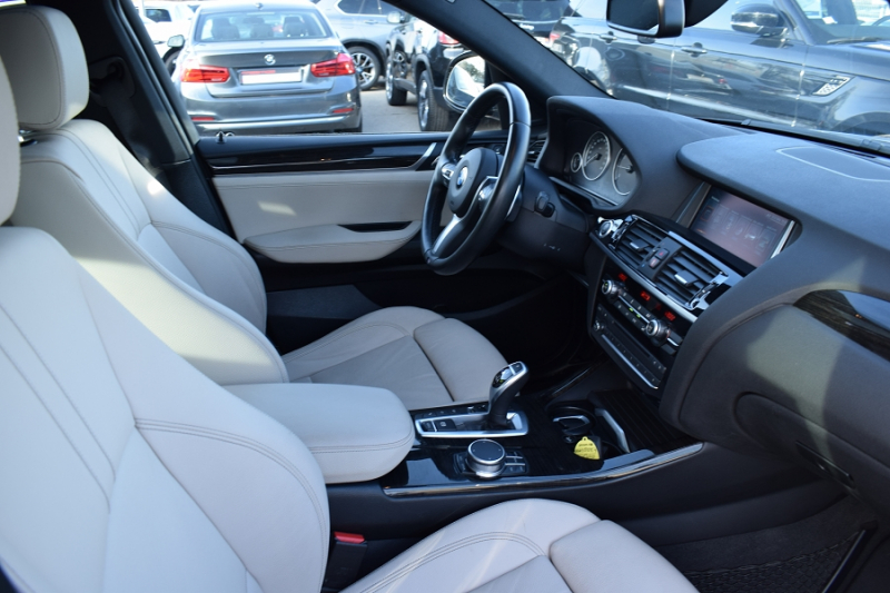 Photo 13 de l'offre de BMW X4 (F26) M40I 360CH à 41900€ chez Univers Motors
