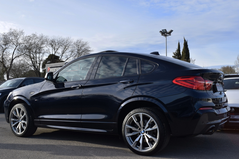 Photo 20 de l'offre de BMW X4 (F26) M40I 360CH à 41900€ chez Univers Motors