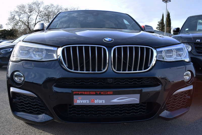 Photo 21 de l'offre de BMW X4 (F26) M40I 360CH à 41900€ chez Univers Motors