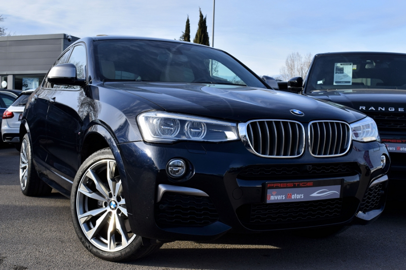 Photo 22 de l'offre de BMW X4 (F26) M40I 360CH à 41900€ chez Univers Motors